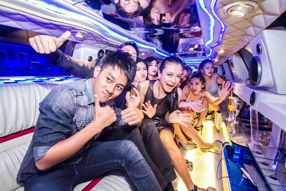 Bangkok party rentals